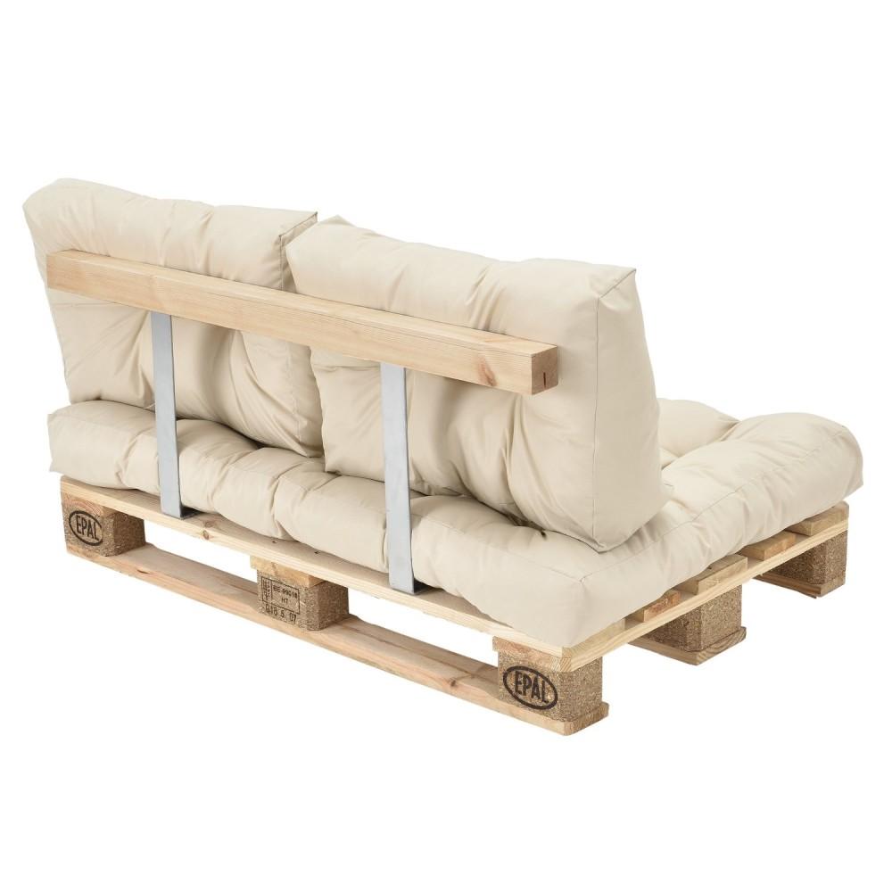 [en.casa] Europaletten Sofa