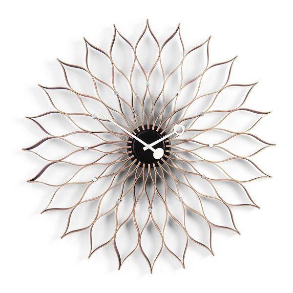Vitra Sunflower Clovk Wanduhr