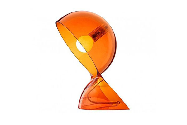 Artemide Dalu Tischlampe Orange