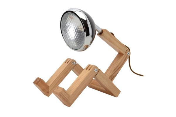 Design Tischlampe Figur